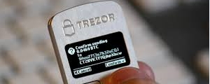 Trezor - The secure hardware wallet
