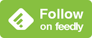 follow me at feedly
