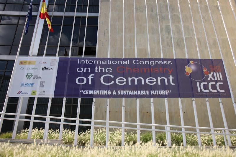 第13届国际水泥化学大会之杂谈