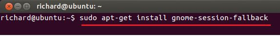 设置Ubuntu 12.04 Unity返回到经典Gnome桌面