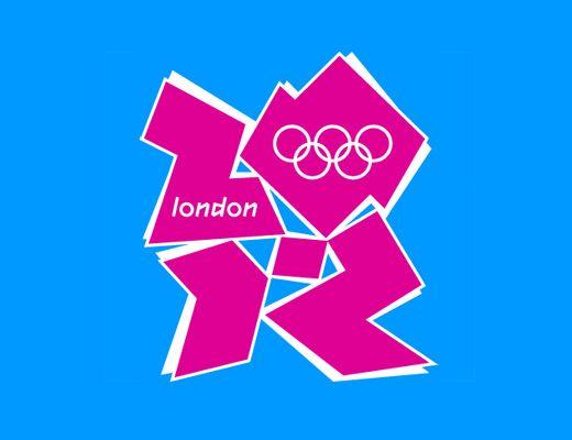 英国人眼中的伦敦奥运会会徽会徽(原本模样)