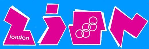 伊朗人眼中的伦敦奥运会会徽Logo