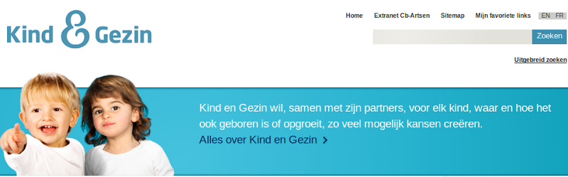 K&G是比利时佛兰德地区的一个福利机构