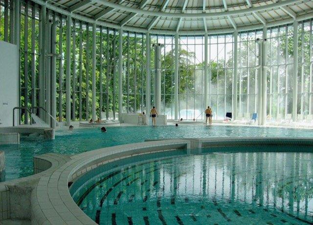比利时SPA温泉