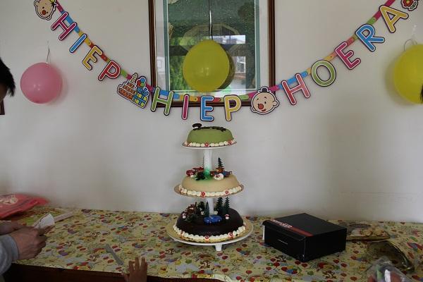 三岁生日聚会