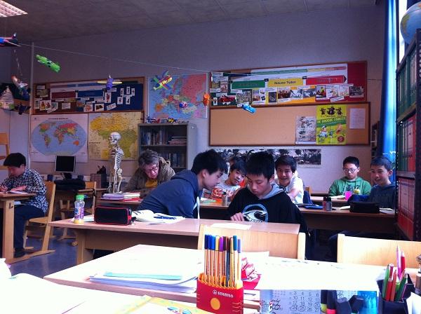 比利时中文学校