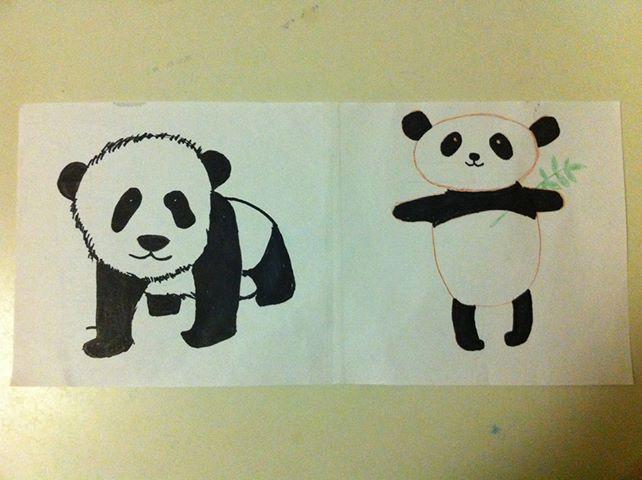 Panda for Belgium