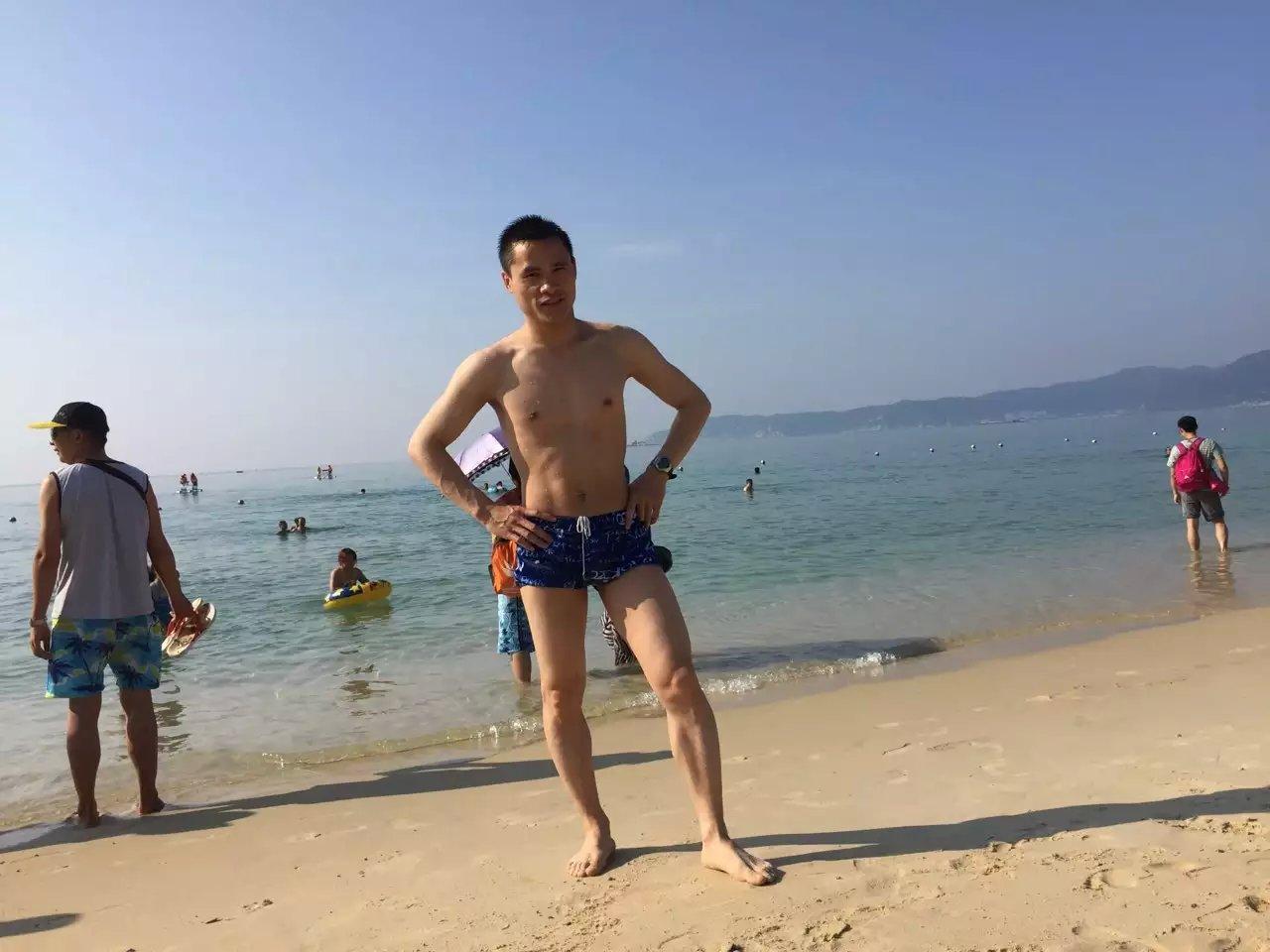 海南三亚亚龙湾