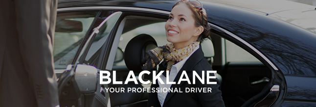 Blacklane-driver
