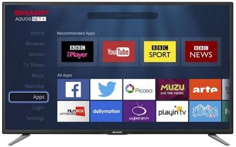 智能电视机