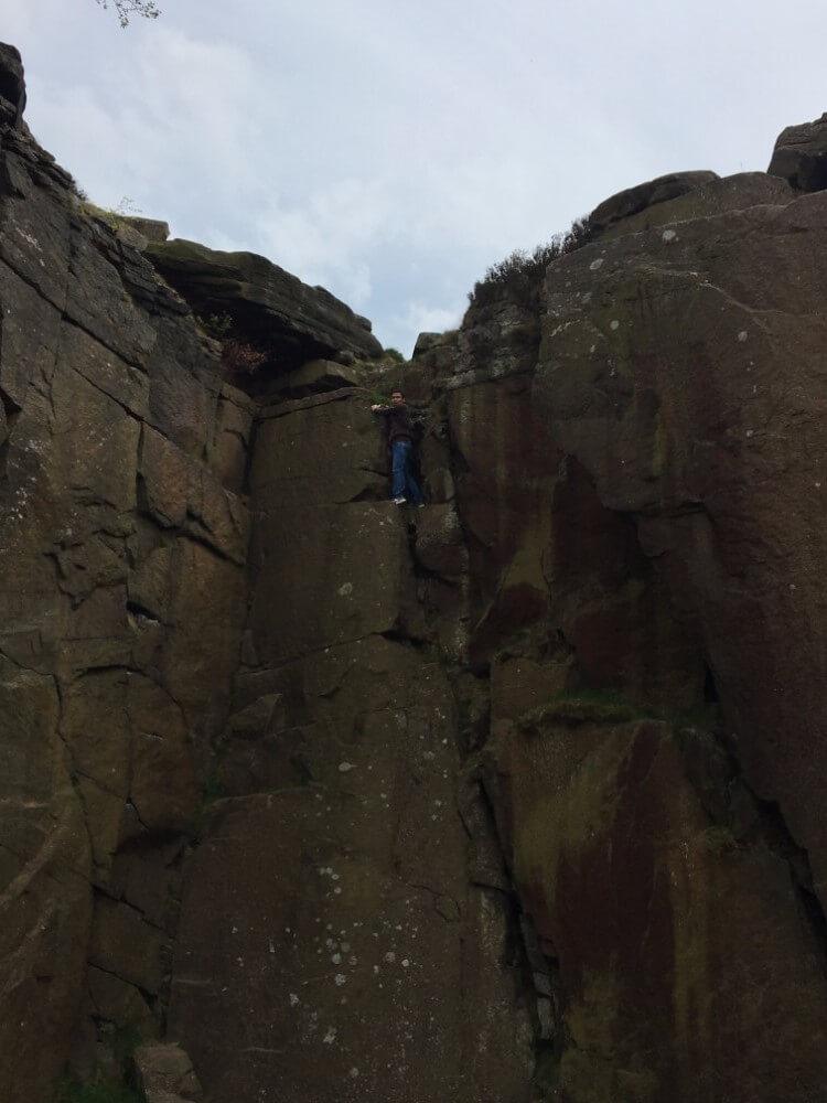 峰区 hiking