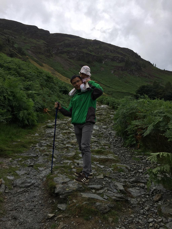 英国登山2017