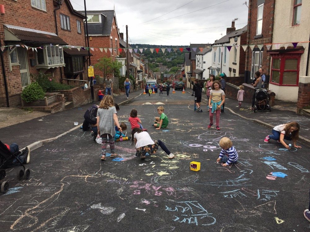 street party england 2017
