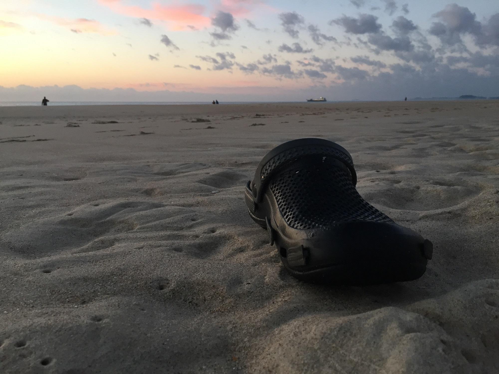 黄金海岸日出